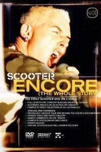Cover Scooter - Encore (The Whole Story) [DVD]